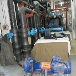 卧式水泵降噪