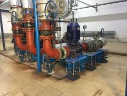 供暖泵房噪声治理